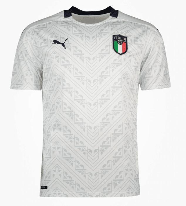 Das neue Italien EM 2020 Away Trikot von Puma.