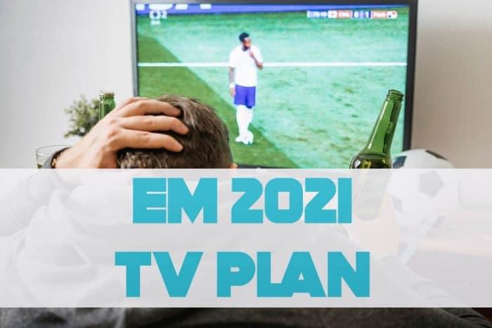 Tv Plan Em 2021