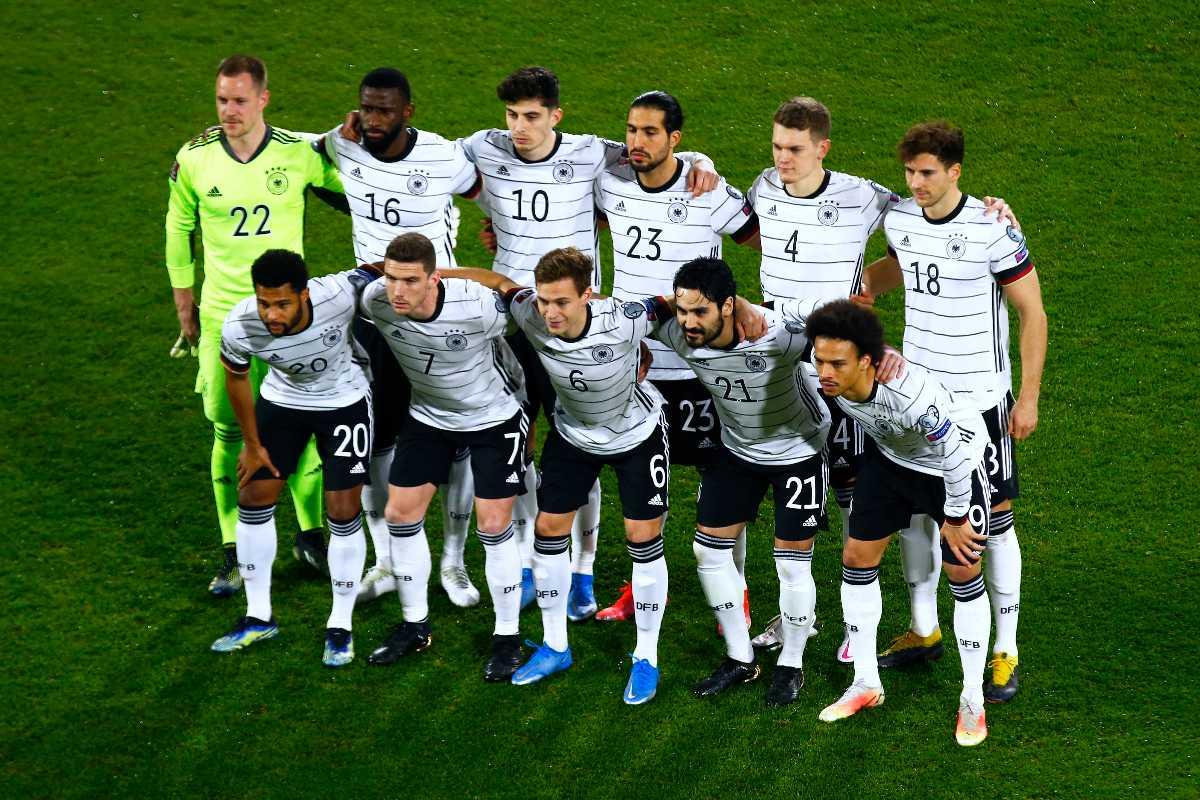 Qualifikationsspiel Deutschland 2021
