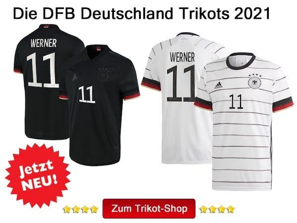 Timo Werner Trikots 2021 kaufen!