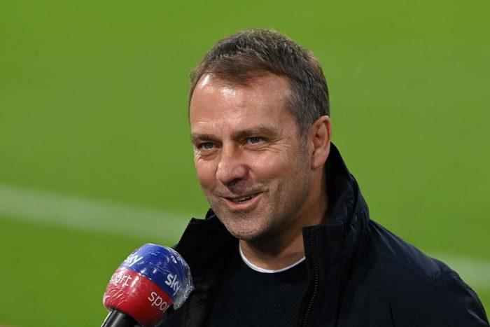Hans-Dieter Flick - neuer Bundestrainer der deutschen Fußballnationalmannschaft (Photo by CHRISTOF STACHE / various sources / AFP)