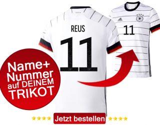Das neue DFB Trikot bestellen!