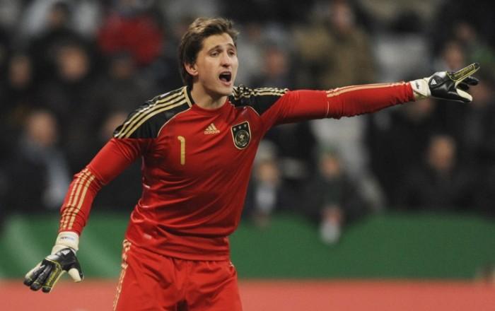 Rene-Adler-im-DFB-Trikot-2010-beim-Spiel-Deutschland-gegen-Argentinienam-3.März-2010-AFP-PHOTO-JOHN-MACDOUGALL